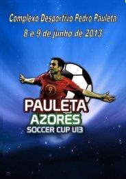 """Pauleta Azores Soccer Cup U13""."