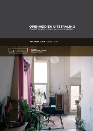 openheid en uitstraling. zwart paard - sint-jans-molenbeek - Febelcem