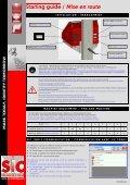 Reminder e9 range / Mémo gamme 9 - SIC-Venim s.r.o. - Page 2