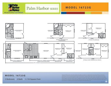 Floor Plan and Building Specs (222 KB) - Palm Harbor Homes