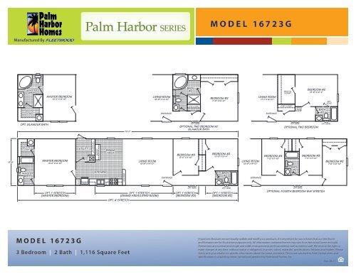 Floor Plan and Building Specs (222 KB) - Palm Harbor Homes on palm harbor floor plans 2007, bonanza home floor plan, palm harbor double wides, pecan palm harbor manufactured home plan, color floor plan, palm harbor community center,