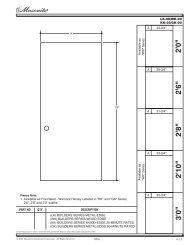 Masonite® Utility Steel Door