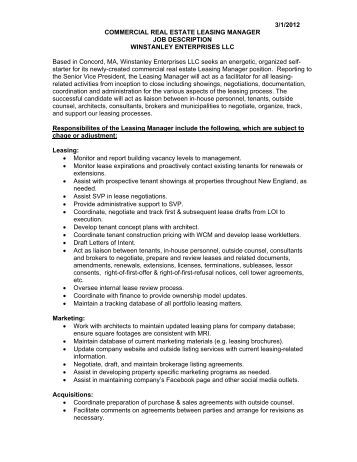 description food pantry operations manager 2