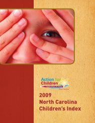 NC Children's Index - Guilford Education Alliance