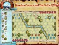 Brandon Cartoris and The Fields of Summoning
