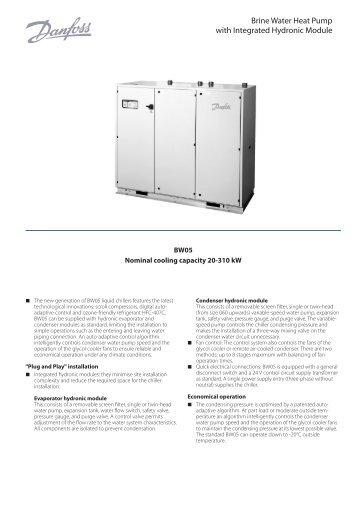 BW05 datablad