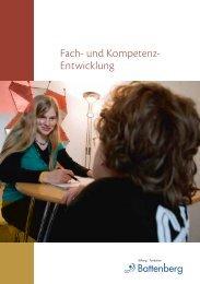 Fach- und Kompetenz- Entwicklung - Fondation Battenberg