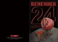 Remember 24 - Genocide Survivors - ArmeniaNow.com