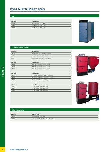 Wood Pellet & Biomass Boiler - Heat Merchants