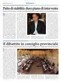 periodico settembre 2012 - Protezione Civile della Provincia di Arezzo - Page 6