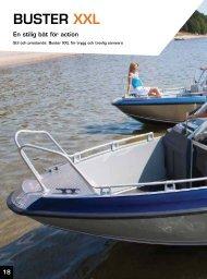 Buster XXL 2012 - teknisk data, fart och prestanda - Flipper Marin