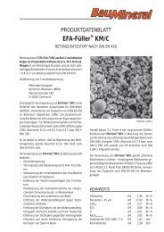 EFA-Füller KM/C - chemie.at