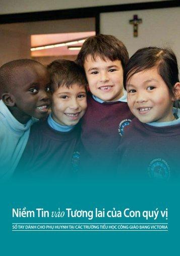 Chào mừng quý vị đến với trường tiểu học Công Giáo - Catholic ...