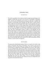 INTRODUCTION - Franz Steiner Verlag