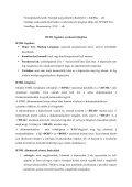 HTML szerkesztés - pedtamop412b.pte.hu - Page 3