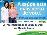 Marcelo (SM) - Encontro Estadual NASF