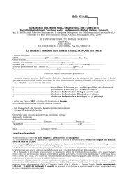 Bollo (€ 14,62) - ASL n.3 Genovese