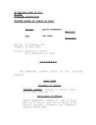 Download Qalita Saumaimuri v State Judgement - Law Fiji