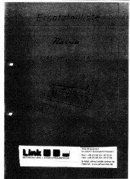 Ersatzteilliste Drillmaschine LAN-LAS ab 1963 als PDF zum ...