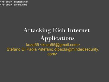 Attacking Rich Internet Applications.pdf - 2008 - Ruxcon