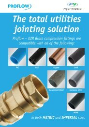 Proflow DZR Brass compression fittings March 11 Click - Building ...