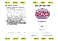 SCO-CUP 2006 / 07 - Schiclub Oberland