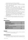 CURRICULUM VITAE - hcyuen@swk.cuhk.edu.hk - The Chinese ... - Page 4