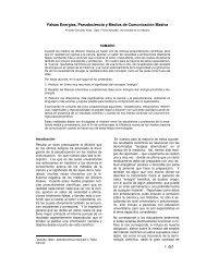 Falsas Energías, Pseudociaencia Y Medios De Comunicación Masiva