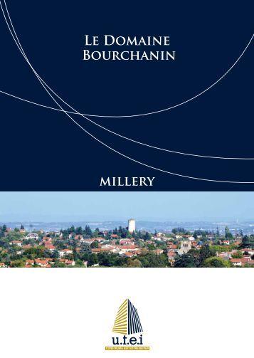 LE DOMAINE BOURchANIN MIllERy - UTEI
