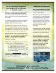 Guidelines for De-Chlorinating Swimming Pools ... - City of Wilmington - Page 2