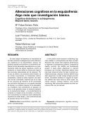 Vol 4. Nº 2. 2004 - Asociación Española de Neuropsiquiatría - Page 5