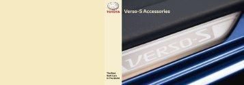 Verso-S Accessories