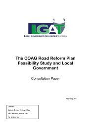 COAG Road Reform Plan Feasibility Study Submission Feb 2011