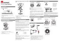 Istruzioni d'uso rilevatore di presenza PD2 S 360 Slave