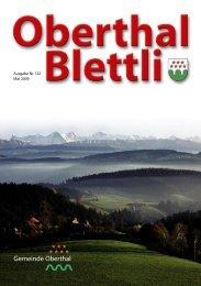Ausgabe 02/09 - Oberthal