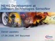 Company Presentation - IMT