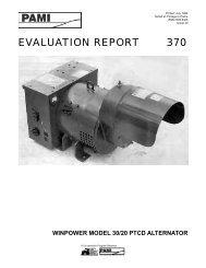 EVALUATION REPORT 370