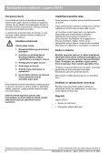 Apkalpošanas noteikumi - Buderus - Page 2