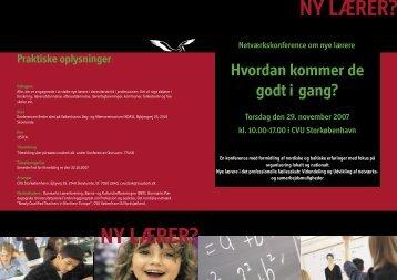 Børne- og Kulturchefforeningen - Danmarks Lærerforening