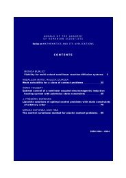Cover 4 - Mathematics and its Applications