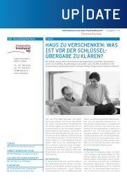 Die Themen dieser Ausgabe - Inspecta Treuhand AG