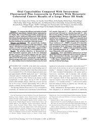 Oral Capecitabine Compared With Intravenous Fluorouracil Plus ...