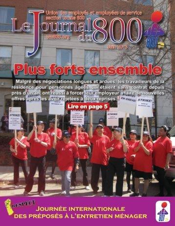 juin 2013 (FR) - Union des employés et employées de service ...
