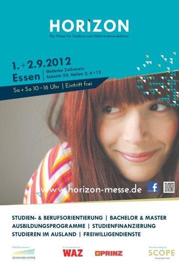 1.+2.9.2012 Essen | - Horizon