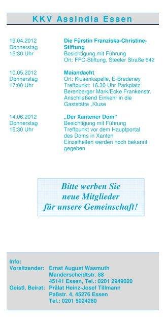 KKV Buronia Gelsenkirchen-Buer