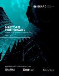DIRECTORES PROFESIONALES - Board