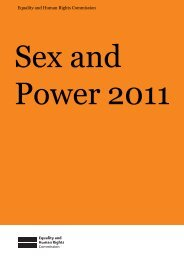 Sex and Power - The Workplace Gender Equality Agency