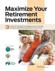 Maximize Your Retirement Investments