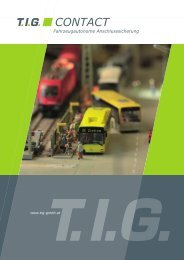 Download (PDF, 470 KB) - TIG Verkehrsleittechnik GmbH