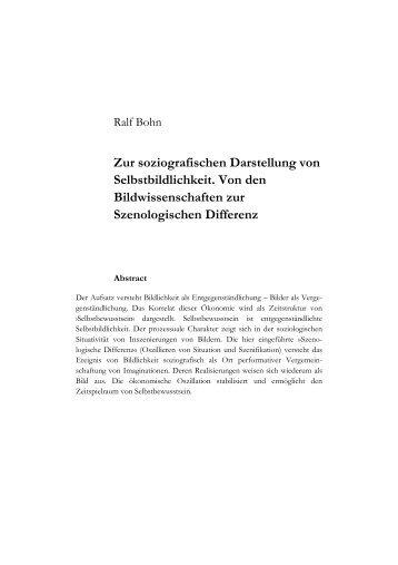 2 - Ralf Bohn_14.5 - Gesellschaft für interdisziplinäre Bildwissenschaft